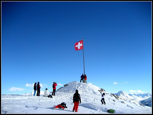 top of switzerland