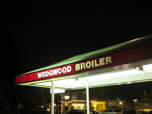 Wedgwood Broiler