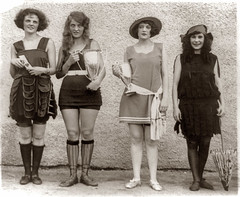 1922-Beauty Prize Ladies (ozfan22) Tags: washington bathing 1922 find bech nationalphotocompanycollection
