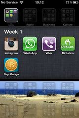 My Top 5 iPhone Apps of the Week - Week #1