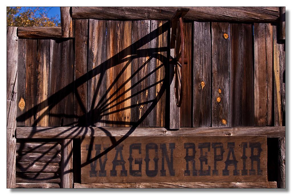 Wagon Repair