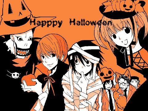 Anime-Halloween