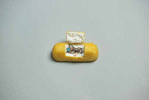 Twinkie Circuitry by Laser Bread