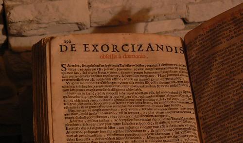 De exorcizandis obsessis a daemonio - detail