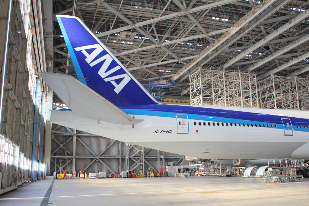 ANA Airplane Maintenance Center (20)