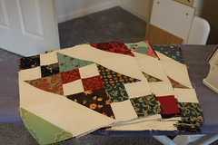 blocks for KarrieLyne's quilt along