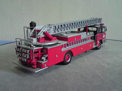 LADDER 46 (imranbecks) Tags: 3 chicago scale movie fire code model die cast 164 1991 universal ladder studios mack department cf collectibles 46 fd backdraft cfd diecast ronhoward truck46