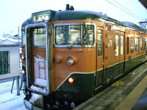 113系電車/113 Series EMU