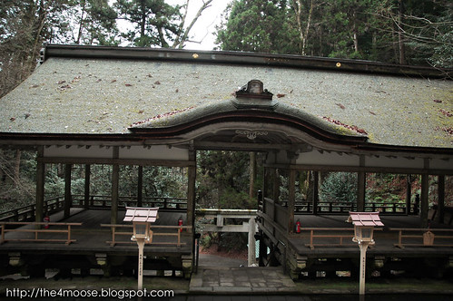 Kyoto 京都 - Yuki Jinja 由岐神社