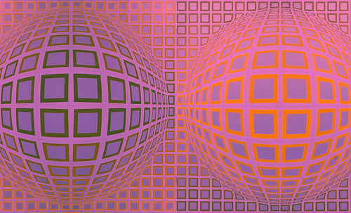 "Victor Vasarely • <a style=""font-size:0.8em;"" href=""http://www.flickr.com/photos/30735181@N00/5323525331/"" target=""_blank"">View on Flickr</a>"