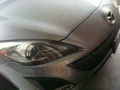 Mazda3 front end