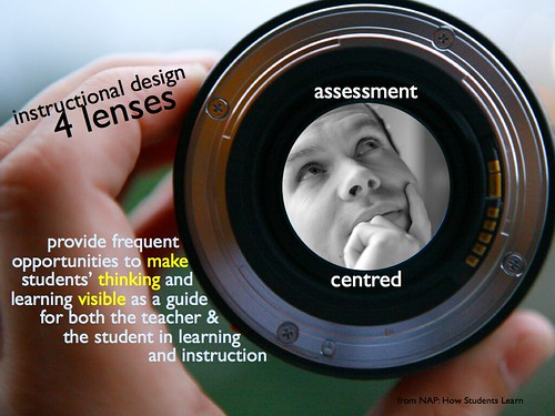 Lens 3: Assessment Centred by dkuropatwa, on Flickr