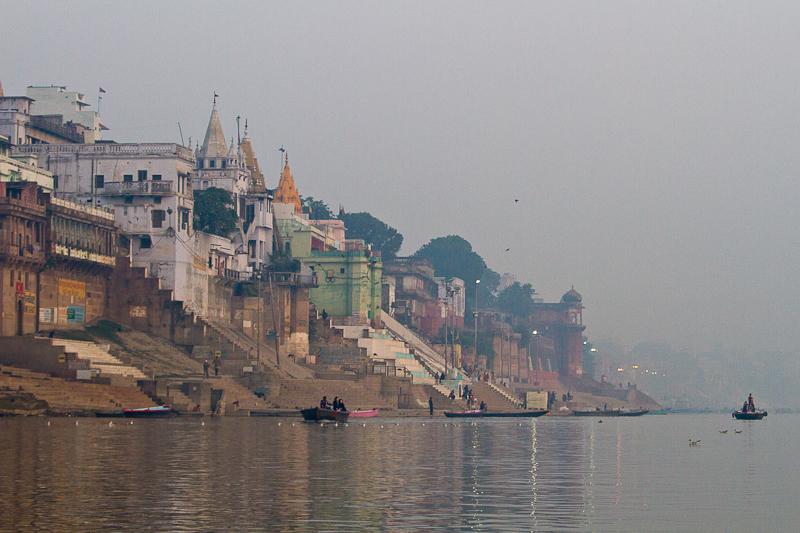 Varanasi by dawn