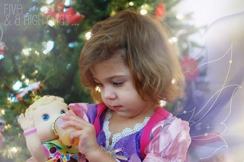 Ella Bella's Fairy Wings