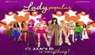 Lady Popular – Conviertete en la Chica Más Popular de La Ciudad en Este Mundo Virtual Para Niñas