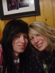 Me & Heather (*~Much to My Dismay~*) Tags: emo young crossdressing tgirl transgender crossdresser crossdress ts transsexual