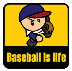 Baseball is life