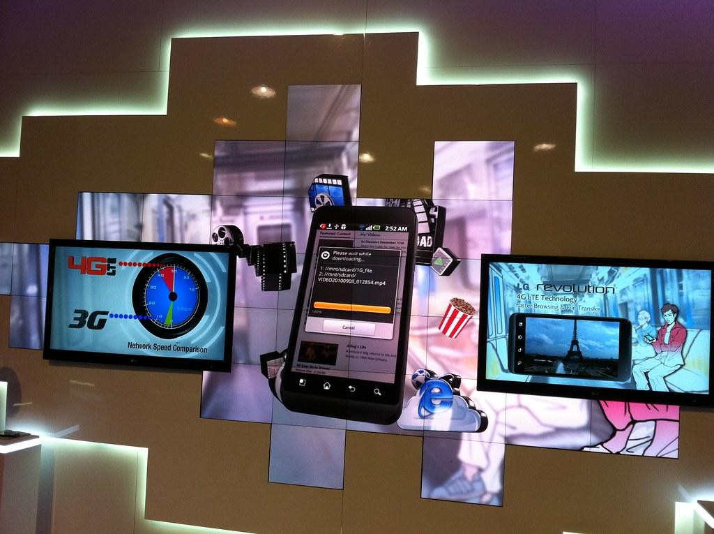 LG Electronics CES-2011