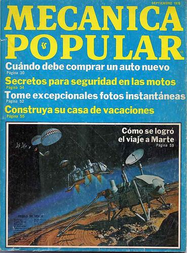 011-Mecanica Popular-Septiembre 1976-via Ebay