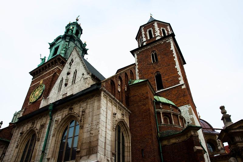 Kraków: Wawel