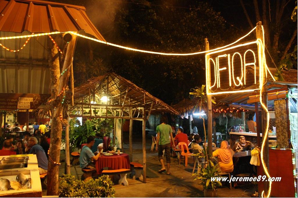 Difiqa Restaurant @ Langkawi