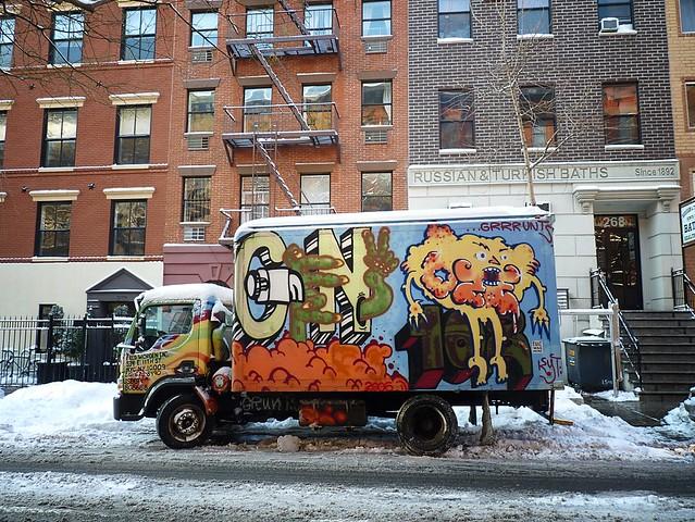 Alphabet City, New York City 706