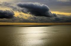 tra cielo e mare (mat56.) Tags: sea sky clouds landscape landscapes day mare cloudy liguria genova cielo colori paesaggi nubi arenzano tonalit mat56