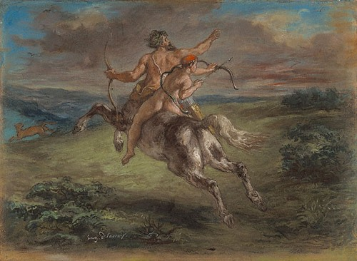 1862 Aquiles y el centauro Quirón - a photo on Flickriver ece75d094bccc