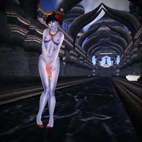 La Malvada Mujer + Plastik skin.