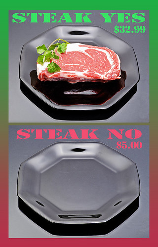 Steak - right & wrong