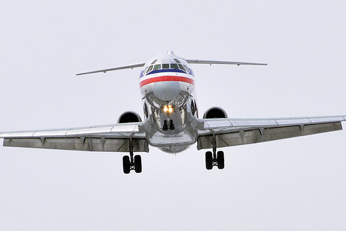 American Airlines McDonnell Douglas DC-9-82 (MD-82)