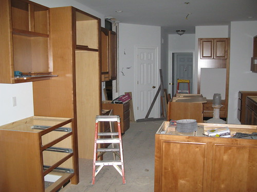 New House Cabinets
