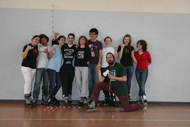 Corso di freestyle a Padova