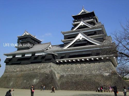 【日本九州】熊本城