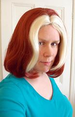 Rogue wig!