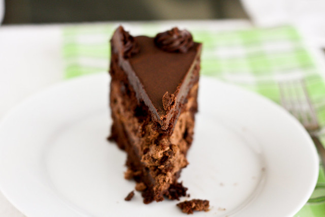 Chocolate Overdose Cake