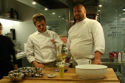 Gabriele Bonci and Fulvio Marino