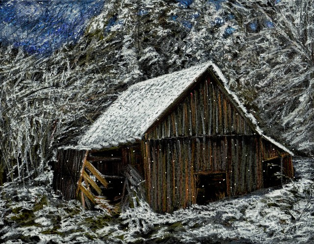Winter Shack