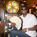 Nathan Morris of Boyz II Men hit a $10,000 jackpot at Seminole Hard Rock Hotel & Casino Tampa