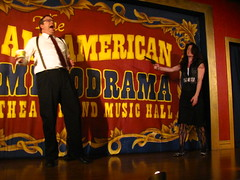 All About TV Vaudville at the All American Melodrama (Loren Javier) Tags: california longbeach shorelinevillage allamericanmelodramatheaterandmusichall allamericanmelodrama mulligansisland
