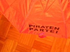 Piraten-Regenschirm