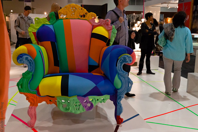 Colour Chair
