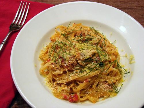 Dinner: January 22, 2011
