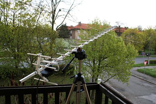 czANSO Yagi antenna