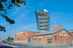 Red Star Line Museum (FP Creatief) Tags: antwerp antwerpen landmarksantwerp fp creatief francoispanier nikond700