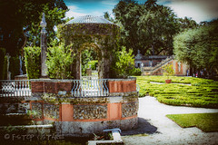 Vizcaya (FStopAndStare) Tags: gardens nature plants flowers history historical miami travel magic landscapes art architecture beauty wildlife animals macro canon vizcayamuseumandgardens religious faith love sky clouds gaia water pond lake colors blackandwhite