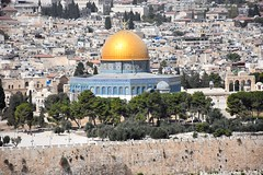 Dome of the Rock, Muslim Quarter, Old City of Jerusalem (R-Gasman) Tags: travel domeoftherock muslimquarter oldcityofjerusalem israel