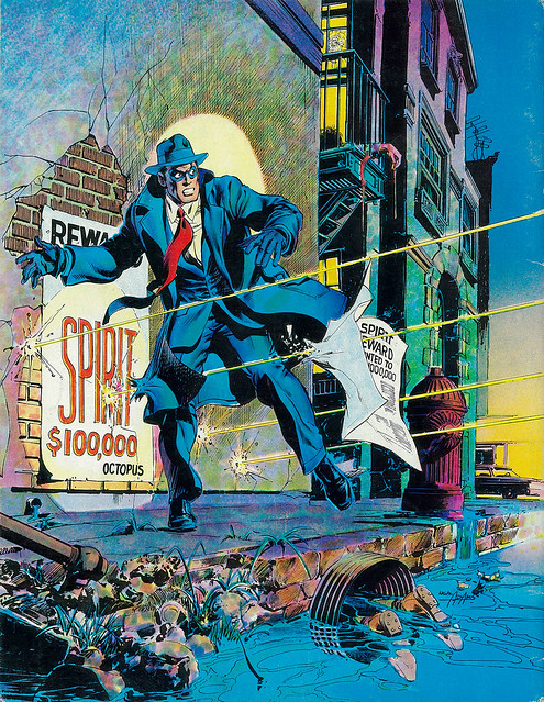 The Spirit by Neal Adams