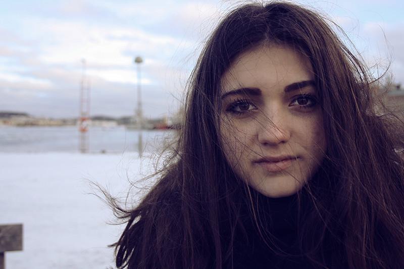 Nika, så vacker!