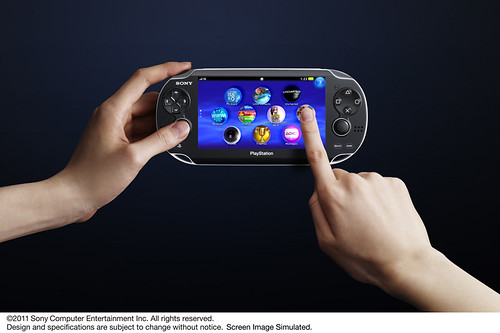 Introducing NGP – The Next Generation of Portable Gaming